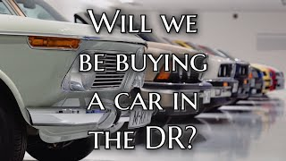 Buying a car in DR   Expat Dominican Republic   Relocate   Retire   Caribbean life   Automobile