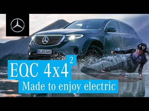 Mercedes Benz EQC 4x4