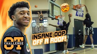 """I Got Dunked On But Nobody Knows"" Kyree Walker BODIES Overtime Challenge & Calls Out Paige Bueckers"