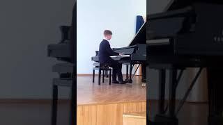 Выступление Романа в Саратовской Консерватории