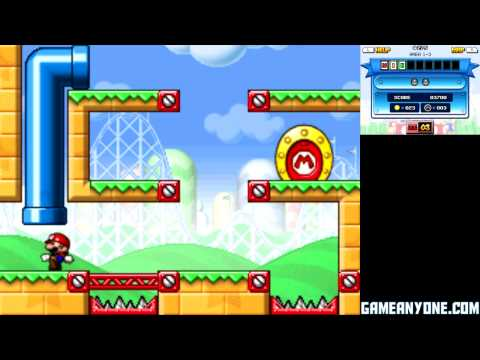 Mario vs. Donkey Kong 2 : March of the Minis Nintendo DS