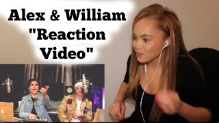Black Beatles, Confessions, & No Problem | Alex Aiono AND William Singe Mashup 'Reaction Video'