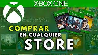 COMPRANDO en CUALQUIER STORE ( XBOX ONE ) OFERTAS JUNIO!!!  - Jugamer