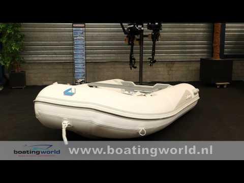 Boatingworld 'Hoe pomp ik een rubberboot op