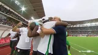 2022 FIFA World Cup qualification (CAF) Third Round  Group A Nigeria 4-0 Cameroon