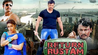 Return Of Rustom - South Indian Super Dubbed Action Film - Latest HD Movie 2018