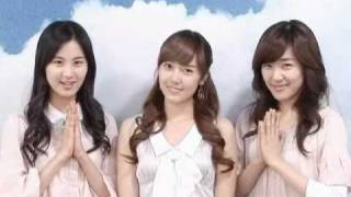 SNSD Interview - Jessica Tiffany SeoHyun , Oppa Nappa (Bad Boy) Apr21.2008 GIRLS' GENERATION