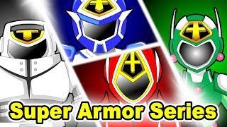 "28 mins Citi Heroes Series 14 ""Super Armor"""