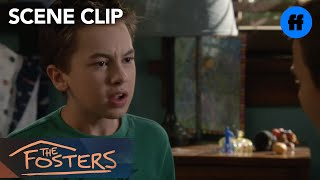 The Fosters | Season 2, Episode 18: Jude and Connor Kiss | Freeform