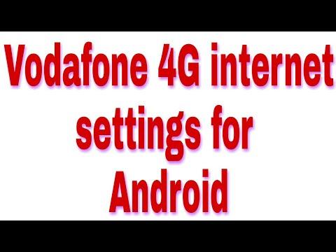 Vodafone 4G APN settings for Redmi note 4 English - игровое