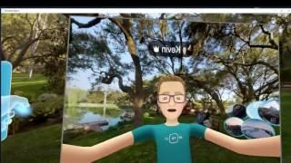 VR與社群