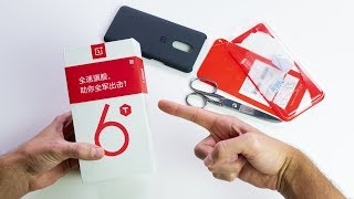 Телефон OnePlus 6T из Китая - НЕ БЕРИТЕ!!!