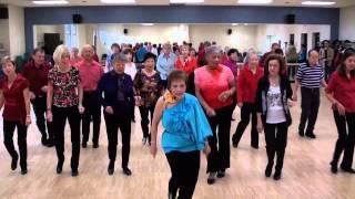 Sea Cruise (Clarkson - Senior Line Dance Class)