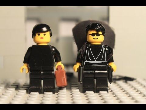 LEGO Matrix Lobby Shootout Improves On The Original