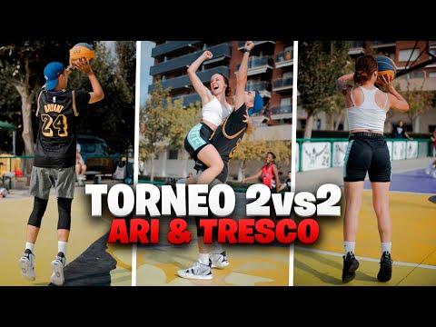 ARI GELI & TRESCO JUGAMOS un TORNEO DE 2vs2 *Game-winner de ARI en el último segundo?*