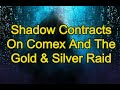 Shadow Contracts on COMEX and the Gold & Silver Raid