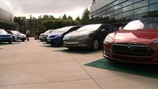 California seeks to accelerate electric car usage