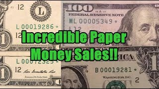 Rare paper money! Valuable dollar bills & bank notes to look for