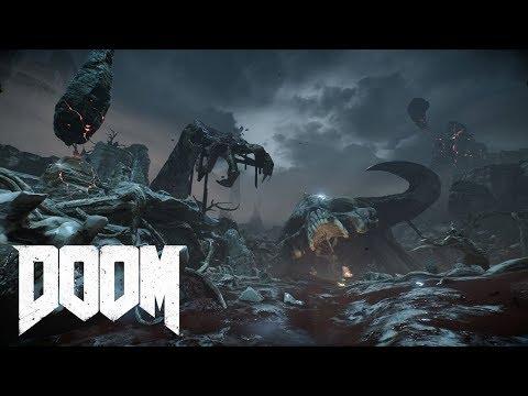 Vidéo pour l'arrivée du patch 4K de Doom