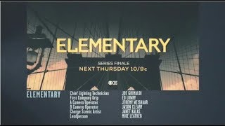 Elementary - Saison 07, ép. 13 - Bande-annonce VO