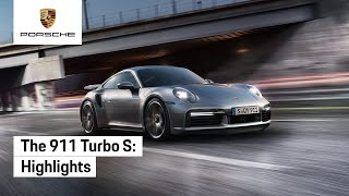 Porsche 911 Turbo S: Highlights