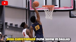 Is Josh Christopher The Most EXCITING Player on The EYBL Circuit?