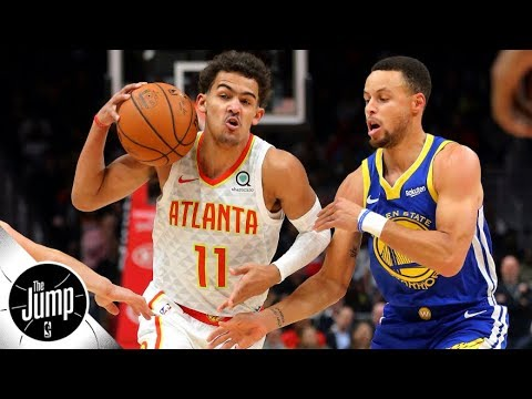 Stephen Curry rejects Trae Young comparisons: Is he right? | The Jump