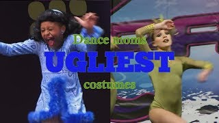 UGLIEST Costumes Seen On Dance Moms