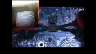How to check The Laptop Power IC and Capacitor