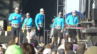 The Aquabats - Red Sweater - BACK TO THE BEACH FEST