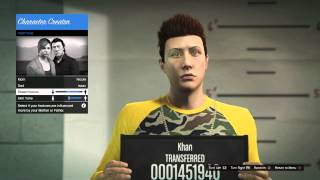 GTA 5 - Transfer Your Online Character From PS3 To PS4
