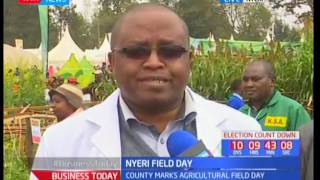 Nyeri Field Day : Business 2017/07/28