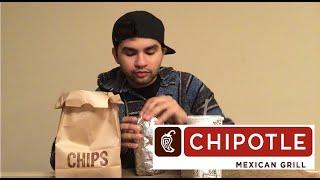 ME EATING CHIPOTLE MUKBANG - Video Youtube