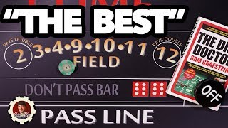 """""""World's Best"""" Craps Betting Strategy"""