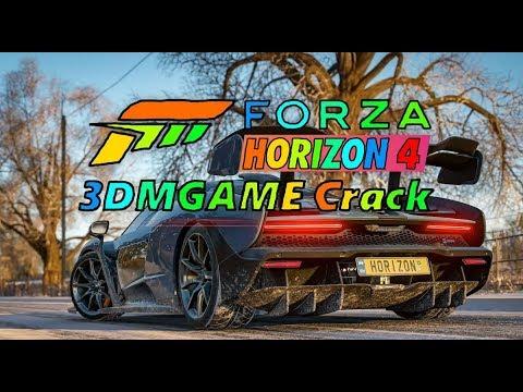 Forza Horizon 4 Ultimate Edition 2018 PC 3DMGAME Crack