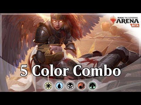 5-Color Lich's Mastery w/ Ali Aintrazi | Competitive