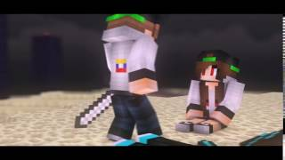 Free MINECRAFT Animation  Love Intro Template + Free Download
