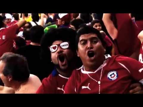 Theme Song, Copa America 2015 fit Hector Muñoz,