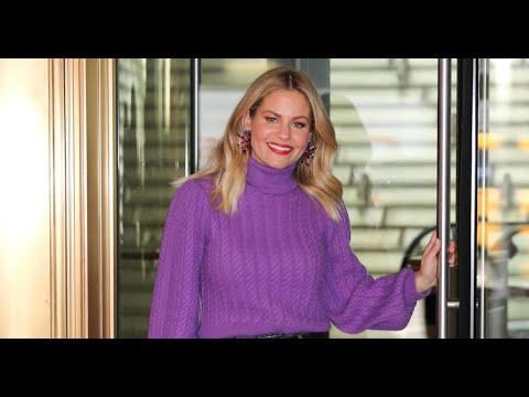 Candace Cameron Bure Hits Back at Critics After Posting Grabby Photo With
