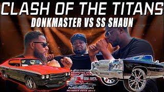 DONKMASTER VS SS SHAUN Fastest on Forgiatos  - Clash of the Titans Ep. 2