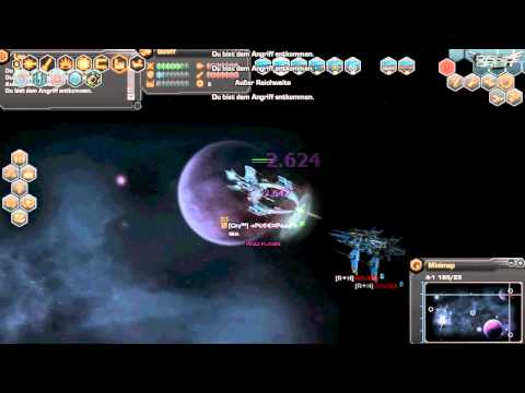 Goliath (Dark Orbit) Minecraft Project