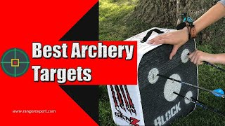 Top 10 Best Archery Targets | Review & Buyer's Guide | Rangerexpert