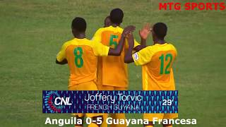 Clasificatorias Liga de Naciones CONCACAF 2019 - TODOS LOS GOLES