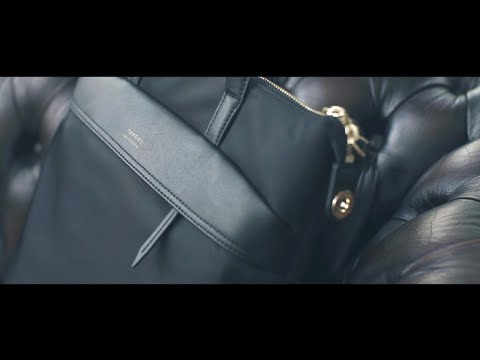 """15"""" Newport Convertible 2-in-1 Tote/Backpack - video"""
