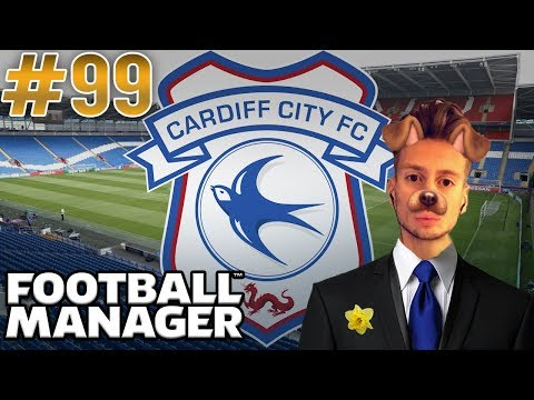 Football Manager 2019 | #99 | Champions League Semi Final vs PSG + Man City Away