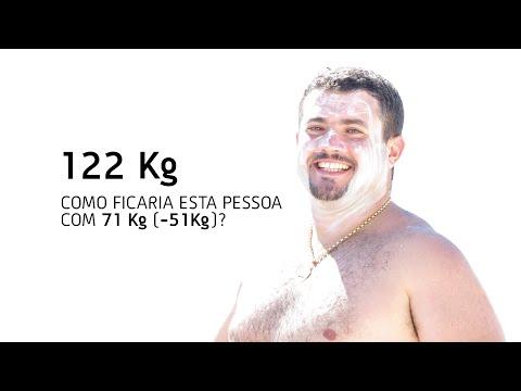 Veja o testemunho do Fabiano após ter perdido 52 Kg