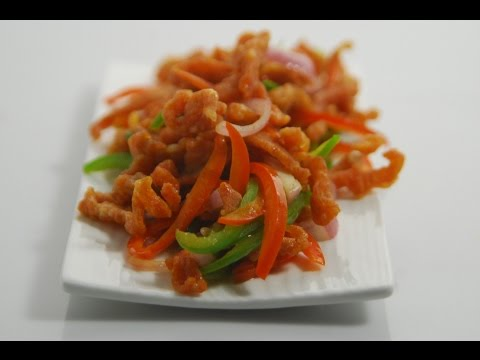 Crispy Chicken Recipe | Cooksmart | Sanjeev Kapoor Khazana