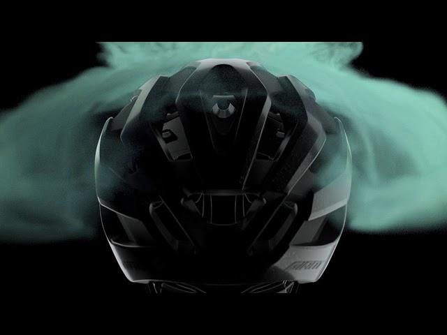 Видео Велосипедный шлем Giant Rev Pro