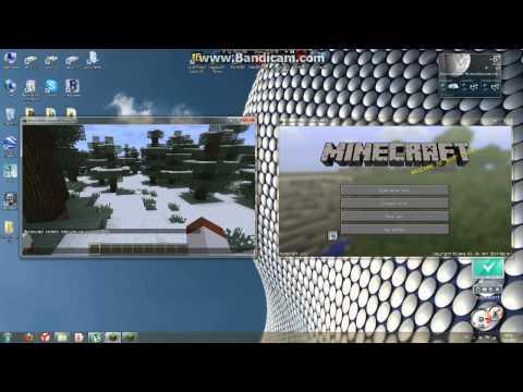 как играть в minecraft на своем сервере по сети с другом #4