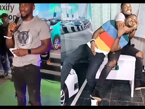 TOBI HOST TAXIFY EVENT